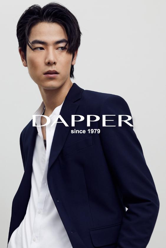 ช่องทางชำระเงิน, DAPPER | เครื่องแต่งกายผสานดีไซน์และนวัตกรรมที่ตอบโจทย์ทุก Lifestyle